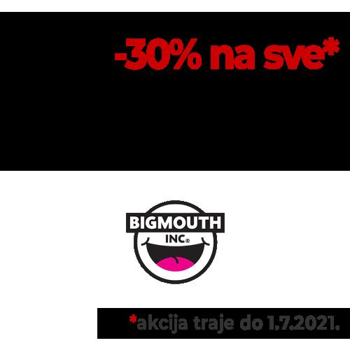SOHO i BigMouth - Ljetna akcija -30%