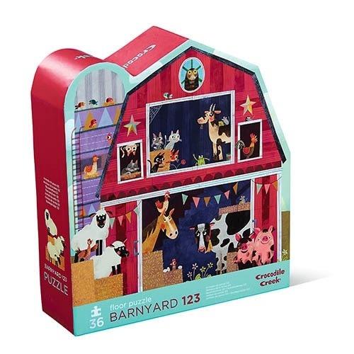 Slagalica *36 Barnyard 123